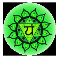 Chakra du Coeur  Anahata