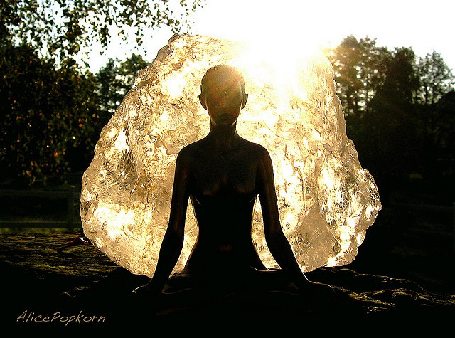 Méditation avec les pierres
