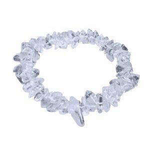 Bracelet en Pierre Baroque Cristal de Roche