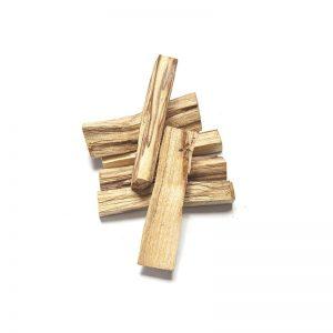 Bâtonnets de palo Santo 30 grammes pour purification et méditation